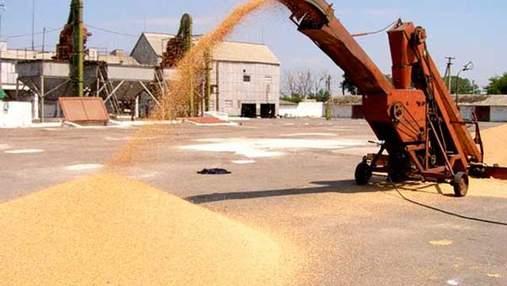 Украина уже экспортировала 14, млн  тонн зерновых