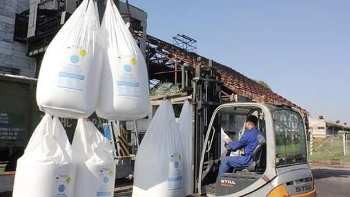 Три хімзаводи відновили роботу завдяки замовленням на 1 млрд гривень, – Аграрний фонд
