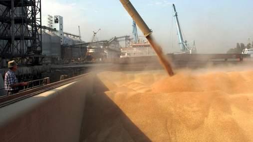 Из оккупированного Крыма экспортируют зерно в Сирию