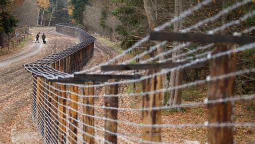"""В Польше передумали строить """"стену"""" на границе с Украиной"""