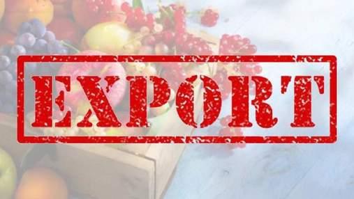 Куда Украина продает сельскохозяйственную продукцию: названы топ-5 стран