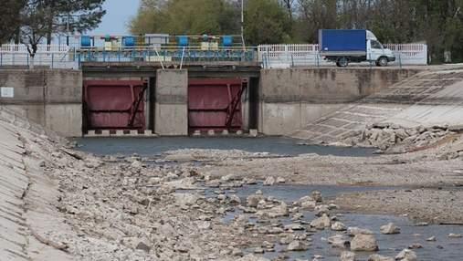Станем внизу канала! Украинские фермеры против подачи воды в Крым