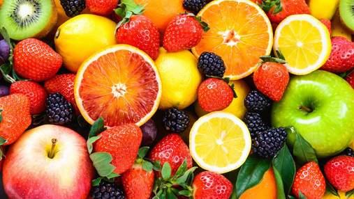 Цены на ягоды и фрукты в Украине бьют исторические рекорды