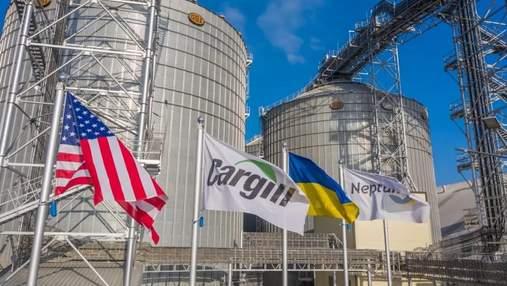 Зерновой терминал Neptune (Cargill) наращивает грузооборот быстрее всех операторов в стране