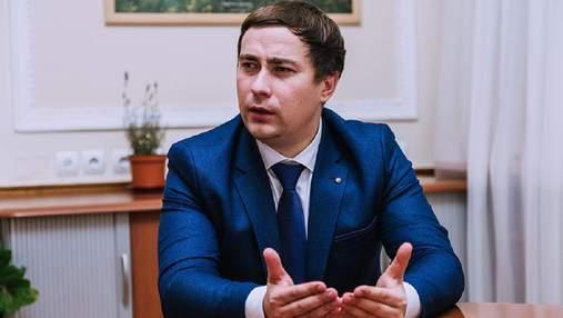 Лещенко на Рождество поздравил аграриев с возрождением МинАПК