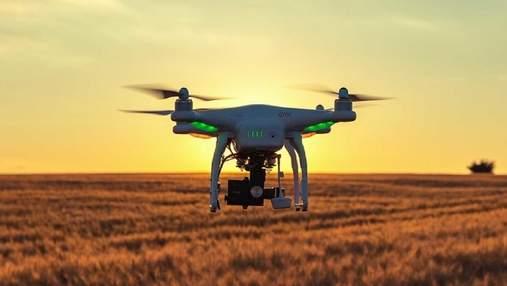 Дрони – багатомільярдне майбутнє сільського господарства