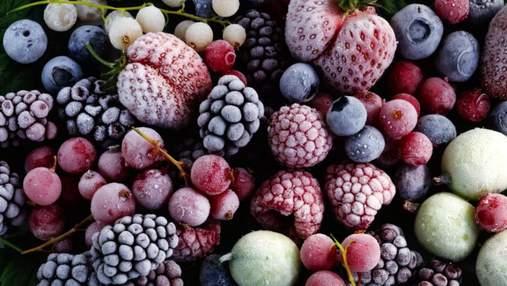 Экспорт замороженных ягод не дотянул до рекордного показателя