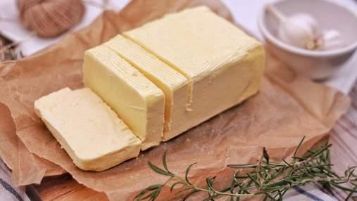 Україна збільшила імпорт масла з Білорусі