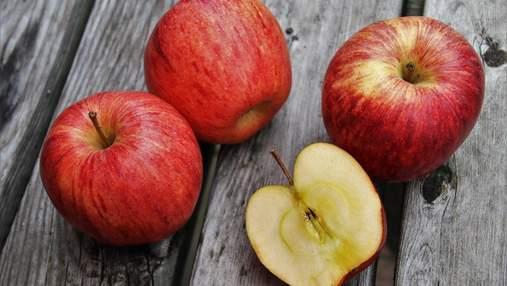 Яблоки в Украине подорожают втрое и побьют ценовые рекорды