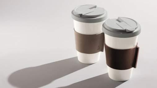 """У вінницьких кав'ярнях запустили екоакцію """"В свою чашку"""": чому це важливо"""