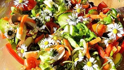 Квіти для посилення ароматів та смаку: у Туреччині вирощують дивовижні їстівні рослини