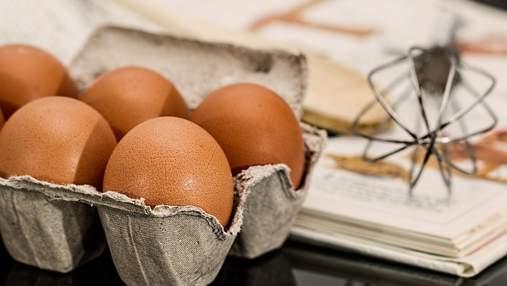 Производство яиц в Украине продолжает падение