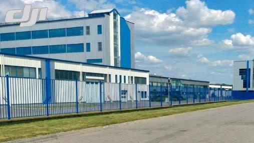 В Україні побудують перший у Східній Європі завод зі збірки дронів DJI – жарт на 1 квітня