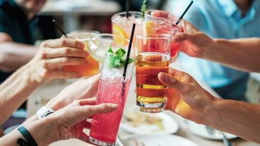 Назвали напої, які погіршують пам'ять
