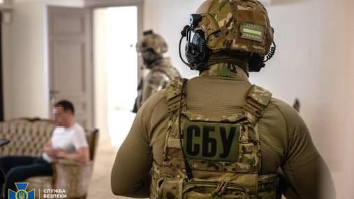 СБУ разоблачила хищение десятков тысяч гектаров украинских земель