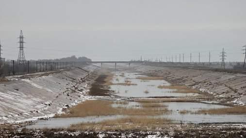 Северо-Крымский канал переходит в подчинение Минагрополитики