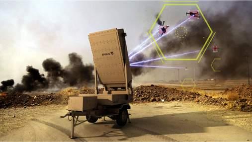 Разработали электромагнитное устройство, которое эффективно уничтожает дроны