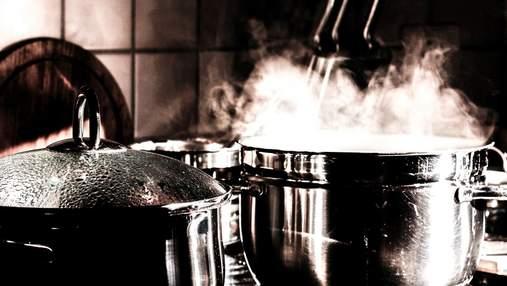 Завезли небезпечний посуд: до Києва імпортували каструлі зі свинцем і кадмієм