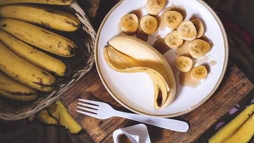 Скільки потрібно з'їсти бананів, щоб померти від радіації