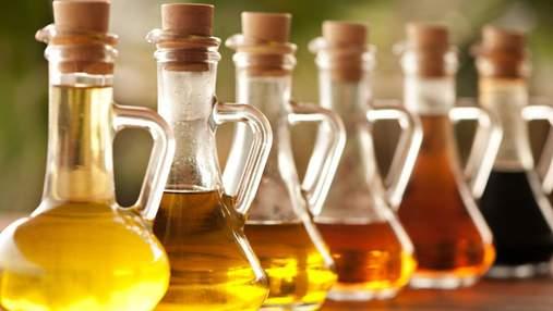 Яка олія зміцнює серце та судини: висновок вчених