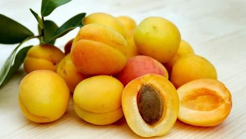 Вчені вивели новий сорт абрикосу: що в ньому особливого