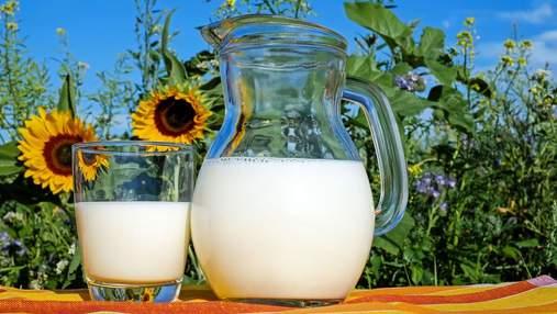 Україна планує припинити імпорт молочної продукції