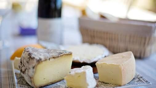 Украина начала импортировать значительно больше сыров