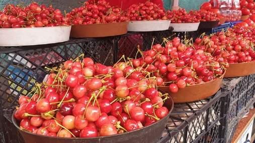 Ягоды в Украине: продукции много – цены падают