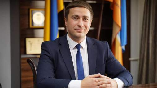 Лещенко освободили от исполнения обязанностей уполномоченного президента по земельным вопросам