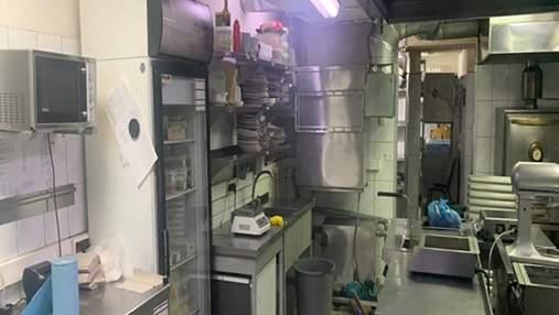 Прокуратура показала фото кухни ресторана в Харькове, где отравились десятки людей