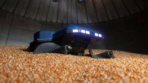 Разбивка зерновых комков: в США создали нового робота, который позволит не рисковать жизнью