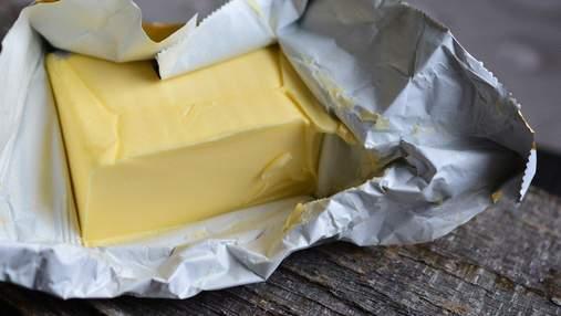 Вершкове масло без вершків: хто і як фальсифікує продукти