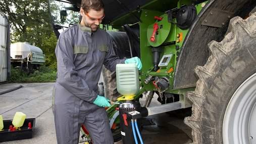 Рабочий раствор без потерь СЗР: технология CTS easyconnect облегчает жизнь аграриям
