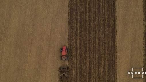 Українські фермери варварськи знищують історичні пам'ятки