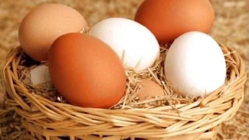 Рекордні яйця: чому дорожчає важливий продукт