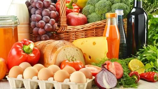 Как изменились цены на продукты: данные Минагрополитики