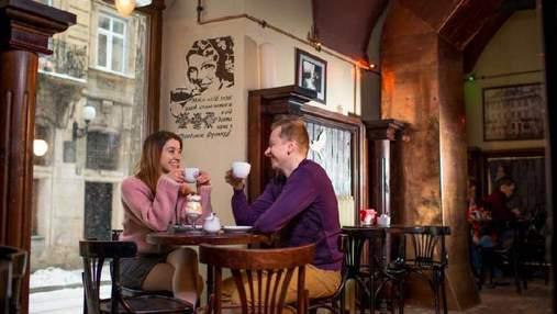 Во Львове выбрали лучшую кофейню города