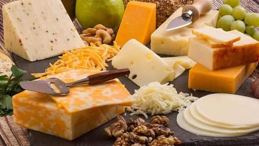 Сир та сирний продукт: як легко відрізнити