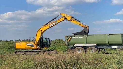 Перше в Україні: луцьке підприємство вироблятиме органічне добриво з біомулу