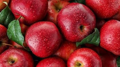 Найнижча ціна за 3 роки: яблука стрімко дешевшають