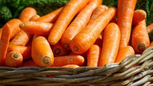 Ціна на моркву далі зростатиме: чого очікувати