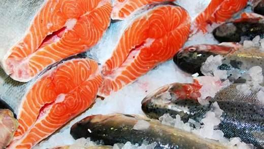 Великобритания получила разрешение поставлять рыбу в Украину