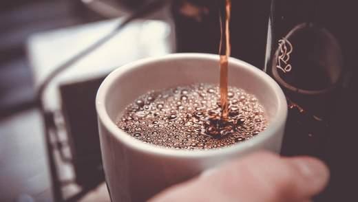 Скільки чашок кави підвищують ризики захворювань серця: дослідження