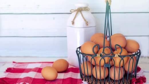 Украинские яйца подорожали вдвое